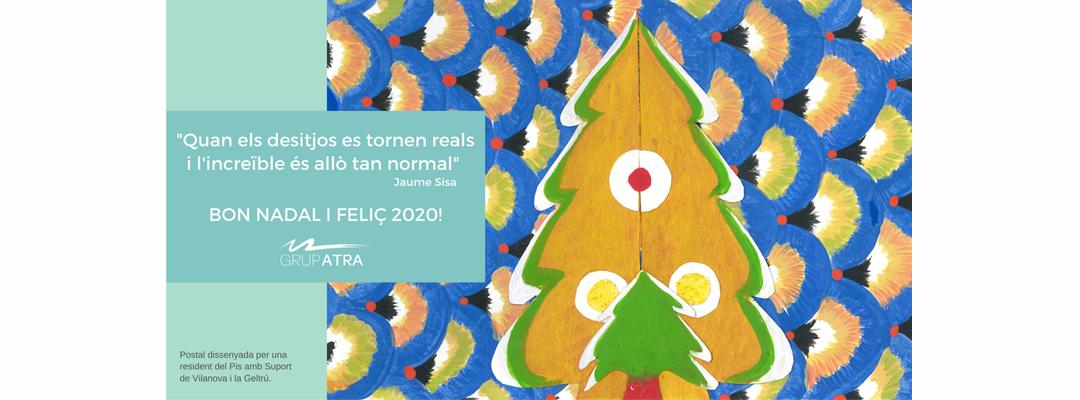 Bon Nadal i Feliç 2020!