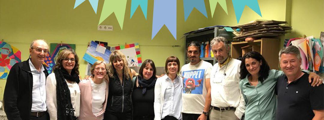 """ATRA està d'aniversari! El Club Social del Garraf compleix 10 anys i el programa """"Actua"""" en fa 5"""