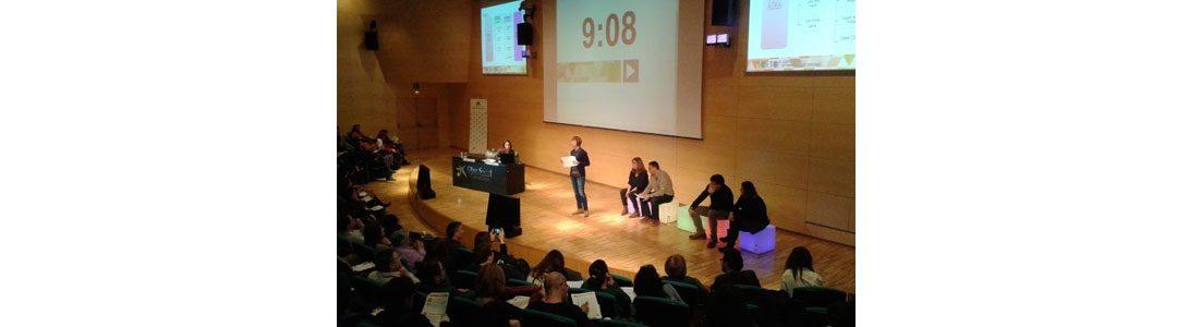 """El programa """"Actua, tots per tots"""" es presenta a la jornada 10×10 Càpsules d'Innovació Social"""