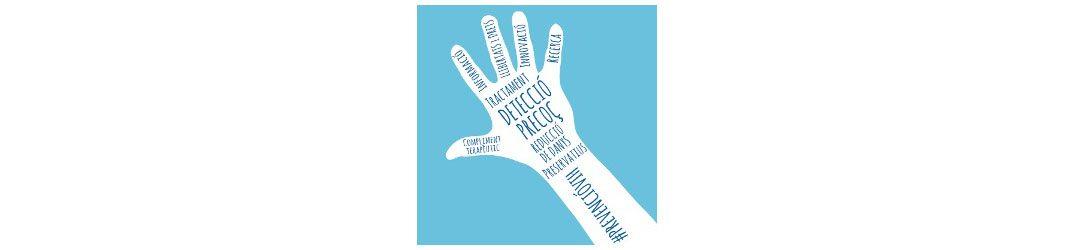 Aixequem les mans per la #prevencióVIH