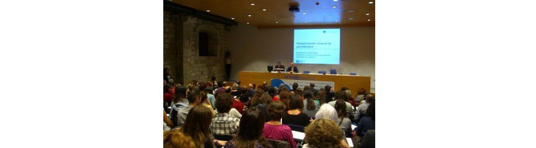 IX Jornada de la Federación Catalana de Drogodependencias
