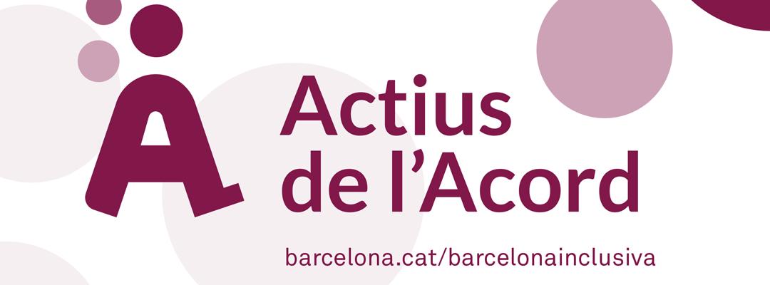 "Los programas ""Actua"" y ""Horta amb Gràcia"" reciben el distintivo ""Actius de l'Acord"""