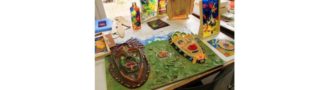 """Exposició """"Art i més"""" de l'SPAI"""