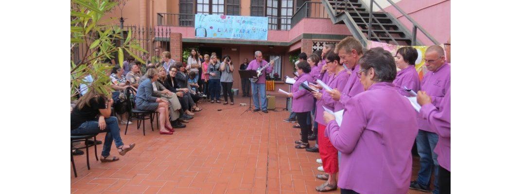 Jornada de Puertas Abiertas en la Llar Pàdua y el Club Social del Garraf