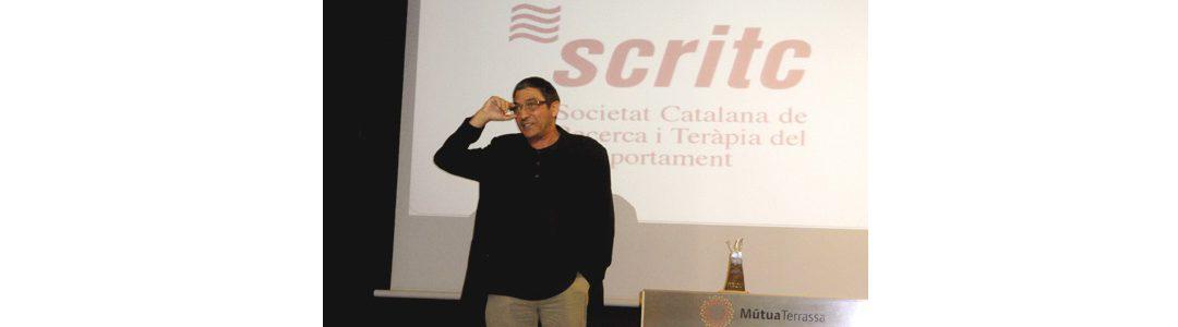 El Dr. Josep Maria Peri, vicepresidente de ATRA, premio Pavlov 2013 por la SCRiTC