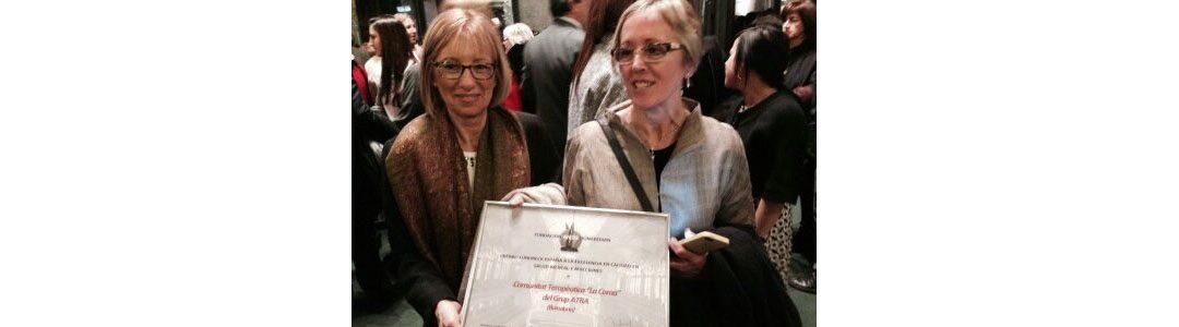 La Comunitat Terapèutica La Coma guanya en qualitat el Premi a l'Excel·lència en Salut Mental i Addiccions de la Fundació Avedis Donabedian