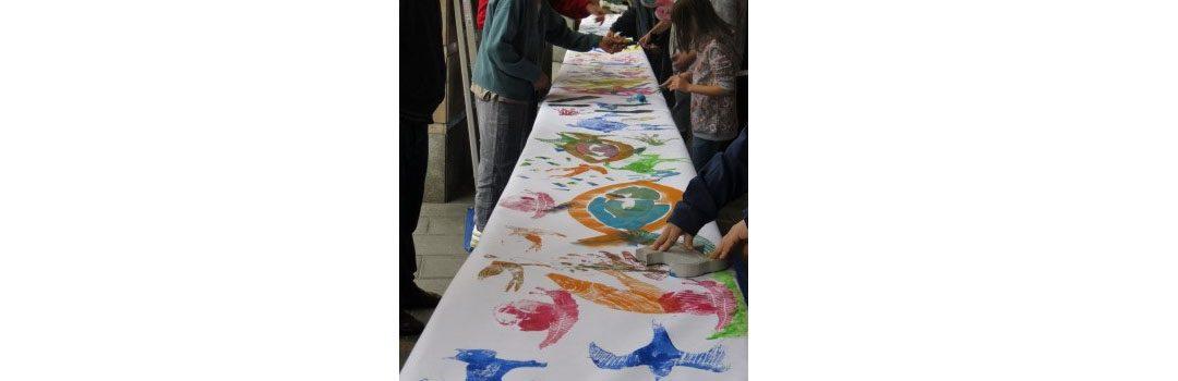 """Celebració del Dia Mundial de la Salut Mental: """"Tots hi pintem molt"""""""