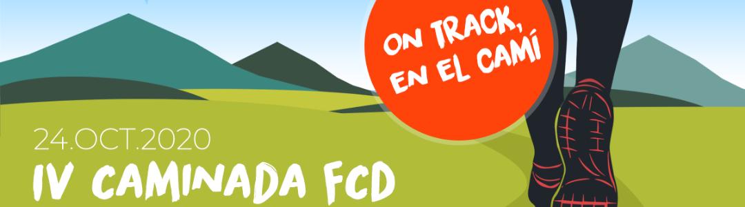 Inscripciones abiertas para participar en la IV Caminata de la FCD